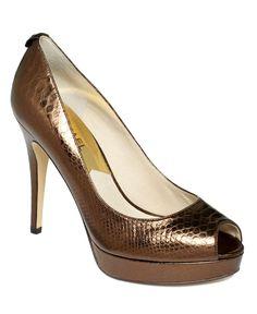 MICHAEL Michael Kors Shoes, York Platform Pumps