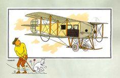 Avion1 47 1912. Biplan Avro (Grande-Bretagne)