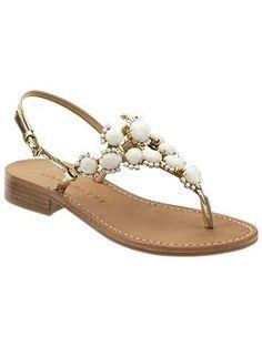 cute fancy sandals