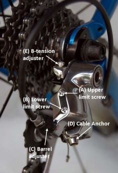 cool How to adjust your rear derailleur in 5 easy steps Check more at http://www.bestpinterest.com/pin/16238/ #howtorepairbike