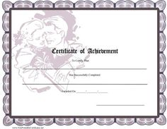 A lacy look certificate honor 10 years of service for an employer ...