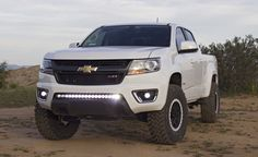 "GM fired us right up with the tough-and-tidy 2015 Chevrolet Colorado ZR2 off-road concept, but all we get in showrooms are the flaccid Z71 trim and pointless ""Trail Boss"" package. If you want to see the Colorado turned into a solid off-roader that can you can still drive every day, the aftermarket has finally stepped up."