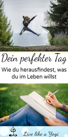 With this simple and fun exercise you will find out what you really expect from life and how you put it into practice.Informations About Dein perfekter Tag - Finde heraus, was du im Leben wirklich willst PinYou can eas Stress Management, Health Tips, Oral Health, Mental Health, Mental Training, Yoga Lifestyle, Psychology Facts, Dentistry, Better Life