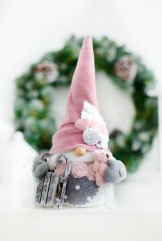 Christmas Gnome, Christmas Treats, Christmas Ornaments, Sewing Projects, Projects To Try, Winter Photos, Doll Accessories, Diy And Crafts, Etsy Seller