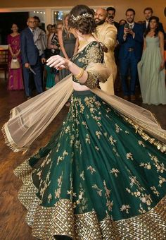 On Sale Heavy embroidery Lehenga choli green Lehenga Choli Indian Pakistani wedding Bridesmaids dress Ghagra Choli Chaniya Choli Indian Wedding Lehenga, Indian Gowns, Indian Fashion Dresses, Indian Designer Outfits, Pakistani Bridal, Pakistani Clothing, Pakistani Lehenga, Bollywood Bridal, Bollywood Fashion