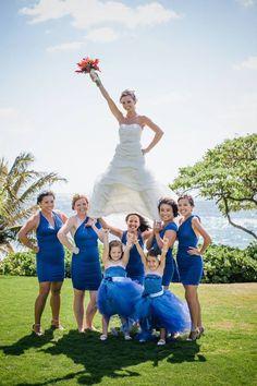 Cheer wedding <3