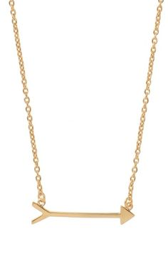Accessorize everyday with a fun sterling silver arrow necklace from Stella & Dot. Find fashion necklaces, trendy necklaces, pendants, chokers & more.