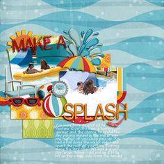 Layout: Make a Splash