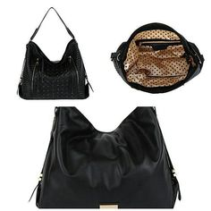 Sometimes simple is simply the best. You can never have enough black.  Visit this bag at http://ift.tt/1LCUmbR only $74.99. Order today while supplies last. #BOLD #bagoftheday #handbags #pursesforsale #Purses #Chic #fashionlook #selfie #like4like #Thelook #style #handbagseller #fashion #Atlanta #NewYork #milwaukee #chicago #los angeles