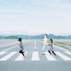 行ってきます #pentax67 #kodak #portra400 #family #ヤマプリ by yamacame