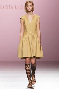 Fashion From Spain >> Womenswear >> Devota & Lomba