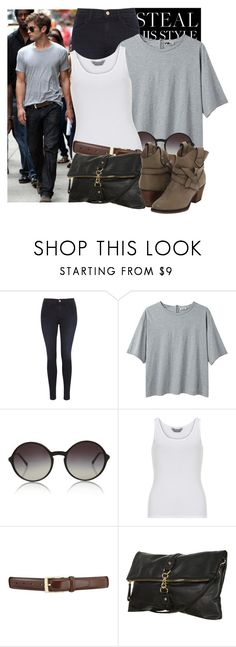 """""""Steal His Style: Chace Crawford"""" by prettyorchid22 ❤ liked on Polyvore featuring J Brand, Acne Studios, Chanel, Dorothy Perkins, Topshop and Rocket Dog"""