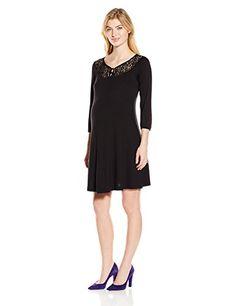 4585162e45fc0 Jules & Jim Women's Maternity Bohemian Dress at Amazon Women's Clothing  store:
