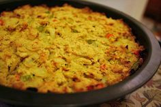 Gluten-Free Thanksgiving: Southern-Style Cornbread Stuffing - Recipes to try - Gluten Free Stuffing, Gluten Free Cornbread, Stuffing Recipes, Cornbread Stuffing, Jiffy Cornbread, Stuffing Mix, Healthy Thanksgiving Recipes, Gluten Free Thanksgiving, Thanksgiving 2017