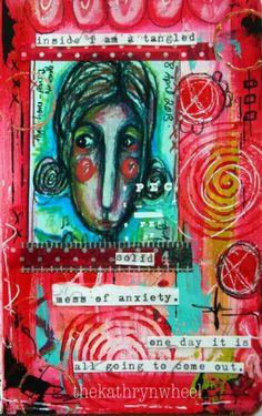 Mini journaling ... again! - The Kathryn Wheel