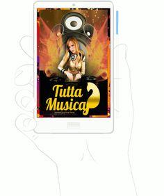 Senti Tutta Musica sul tuo smartphone