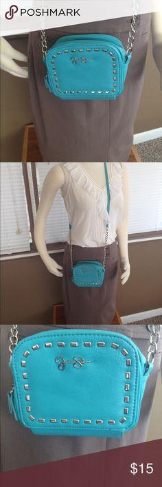 Jessica Simpson Crossbody wallet ********FINAL PRICE********Used excellent condition. Crossbody wallet Jessica Simpson Bags Crossbody Bags