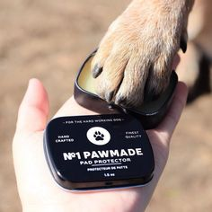 Fancy - No.1 Pawmade Paw Balm - Tap the pin for the most adorable pawtastic fur baby apparel! You'll love the dog clothes and cat clothes! <3