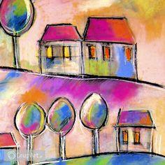 OC na rower Painting, Google, Art, Fotografia, Art Background, Painting Art, Kunst, Paintings, Performing Arts