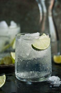 how to make the best gin and tonic | Drizzle and Dip