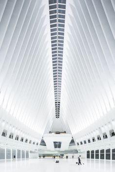 Gallery of Gallery: Santiago Calatrava's WTC Transportation Hub Photographed by Laurian Ghinitoiu - 5