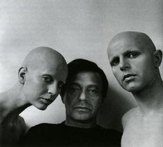 Unisex, 1970 (photography of Patricia Faure)