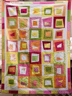 from the blue chair: Stack & Whack Wonky Block Tutorial.