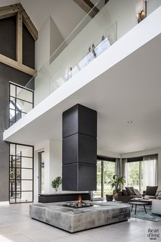 Dordrecht - culimaat - high end kitchens fireplaces дизайн камина, дом и ин Home Fireplace, Fireplace Design, Fireplaces, Modern Interior Design, Interior Architecture, Living Haus, Dream Home Design, Future House, Design Case
