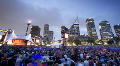 Sydney Festival 2014: Symphony in the Domain - The Planets