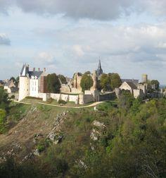 Sainte-Suzanne (Mayenne), Pays de la Loire