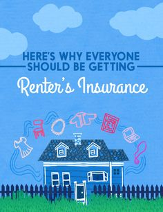 State Farm Home Insurance Quote Interesting Facts About Renter's Insurance #infographic #rentersinsurance ~ Www