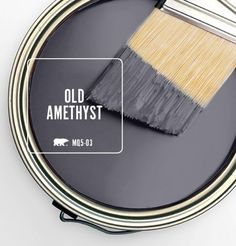 The February winter sky is a collection of deep gray clouds and intriguing slate and pastel sunsets. Behr color Old Amethyst MQ5-3 calls to mind the beauty hiding within the clouds and atmosphere on a mild, late winter evening, which is why we've chosen it as this months featured color. On the exterior of a …