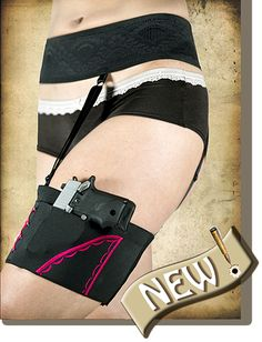 Concealed Carry and Holster Options for Women