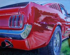 Mustang Print - Cool and classic