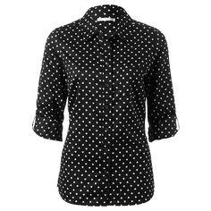 Cotton Boyfriend Shirt