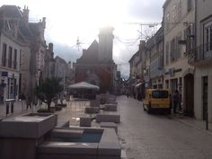 After Auction I'm on my way across most charming  Burgundy towns. It's tiny lovely place named Nuits Saint George.
