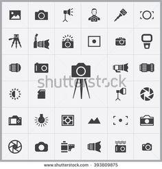 Photograph Stock Vectors & Vector Clip Art   Shutterstock Photography Logo Hd, Photography Exhibition, Advertising Photography, Photographer Business Cards, Photographer Logo, Rakhi Wallpaper, Camera Cartoon, Camera Drawing, Camera Logo