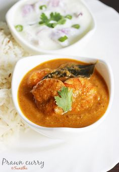 prawn curry swasthis recipes