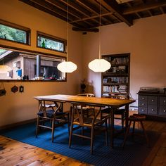 Interior Architecture, Interior And Exterior, Kitchen Dinning, Interior Decorating, Interior Design, Japanese House, Space Furniture, Fashion Room, Cool Rooms
