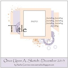 OUAS - December Challenge - Scrapbook.com