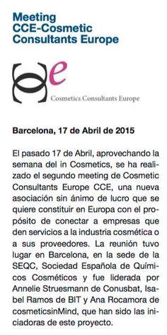 #marketing #communication #advise #PR for #beautymarket #cosmetica #CCE #cosmeticsconsultanteurope