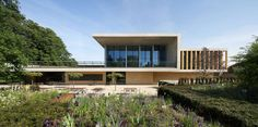 SAINSBURY LABORATORY - Stanton Williams - Cambridge University