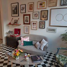 Notre Vestibule! quel plaisir d'ouvrir la porte chaque matin! Vous allez adorer! Pour en savoir plus: www.maisongaja.com
