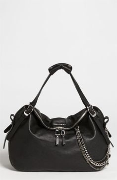 Jimmy Choo 'Blake Biker' Leather Shopper available at #Nordstrom