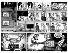 Erma :: Erma- Noise! Noise! Noise! | Tapastic Comics - image 1