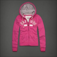 Abercrombie & Fitch - Shop Official Site - Womens - Hoodies - Full Zip - Lizzy Hoodie