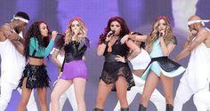 Little Mix at the Summertime Ball 2015