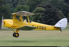 De Havilland DH-82A Tiger Moth II,  Off-Airport - Woburn Abbey UK - England, August 17, 2013