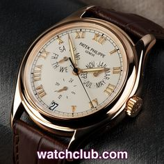"""Patek Philippe Annual Calendar """"Rose Gold"""" - Complete Set REF: 5035R 