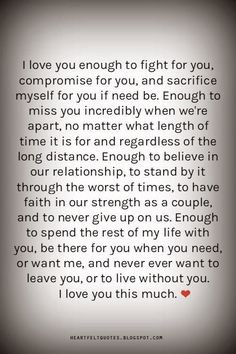Heartfelt Love And Life Quotes: Romantic Love Quotes and Love Messages for him or for her. Now Quotes, Cute Quotes, Cute Sayings For Him, Qoutes For Him, Couples Quotes For Him, The Words, Quotes Distance Friendship, Distance Quotes For Him, Happy Marriage Tips